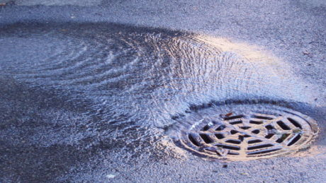 road, drainage, road drainage, asphalt, paving, blacktop, richmond blacktop, vancouver
