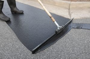 richmond blacktop, geeky marketing, asphalt paving