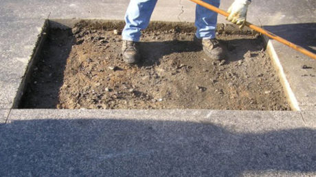 asphalt patching paving services